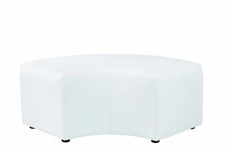 location poufs nikki quart de rond. Black Bedroom Furniture Sets. Home Design Ideas
