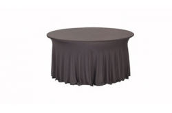 location nappe ronde slim. Black Bedroom Furniture Sets. Home Design Ideas