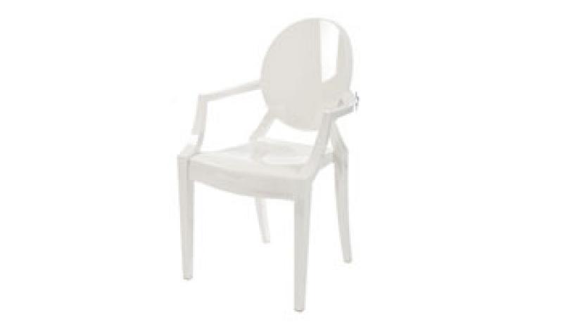 Location fauteuils STARCK Louis Ghost