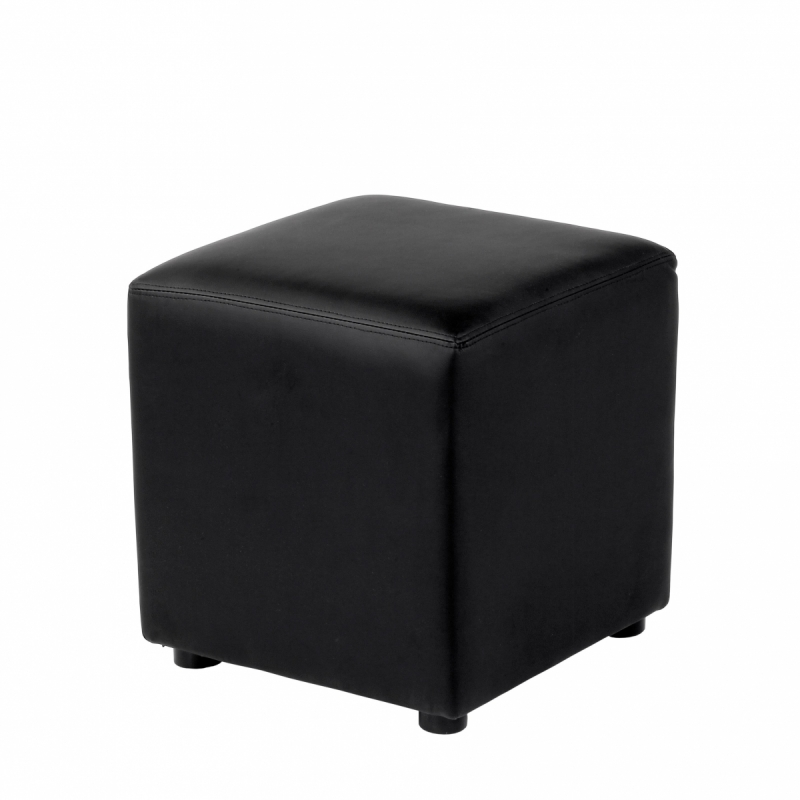 location pouf dalton rond ou carr. Black Bedroom Furniture Sets. Home Design Ideas