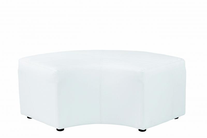 pouf rond blanc pouf ottoman rond en simili cuir lounge d cm noir gros pouf rond meilleur de. Black Bedroom Furniture Sets. Home Design Ideas