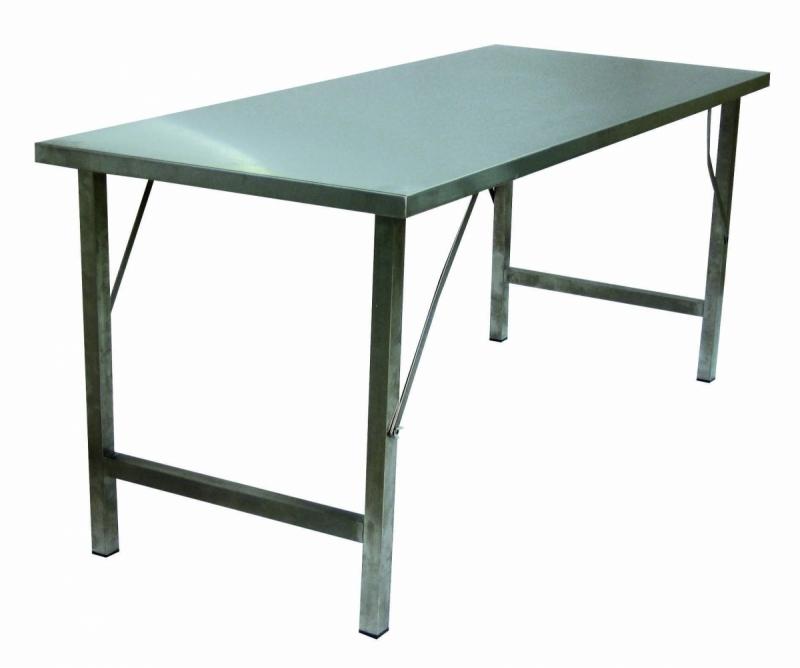 location table de travail inox. Black Bedroom Furniture Sets. Home Design Ideas