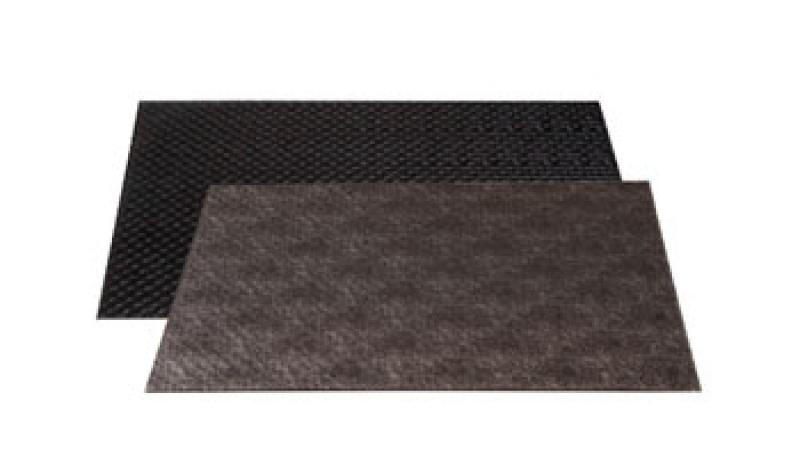 set de table cuir noir ustensiles de cuisine. Black Bedroom Furniture Sets. Home Design Ideas