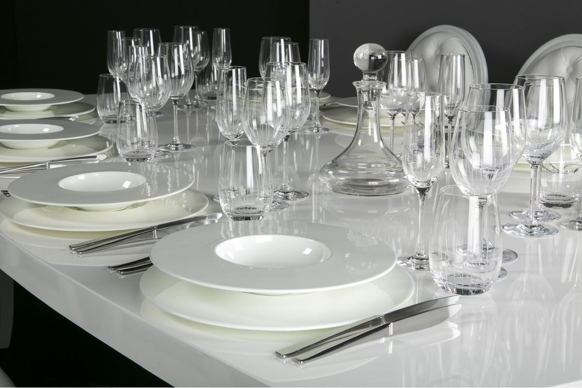 Art de la table couvert