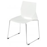 Chaise Origami - White