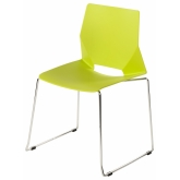 Chaise Origami - Green