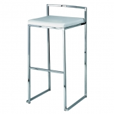 Tabouret Manhattan - white