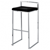 Tabouret Manhattan - black