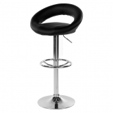 Tabouret Soft - black