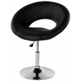 Chaise Soft - black