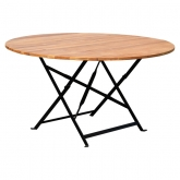 Table Ferwood ronde - 6 pers