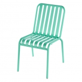 Chaise Moli - turquoise