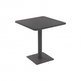 Table MOLI - gris anthracite