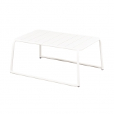 Table basse XL Moli - white