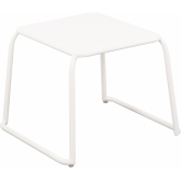 Table basse Moli - white