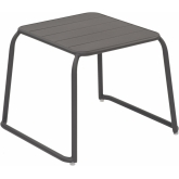 Table basse Moli - gris anthracite