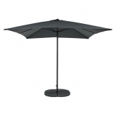 Parasol BELLAGIO - gris anthracite
