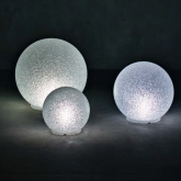 Globes Crystal Moon