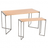 Tables Grog rectangles - H105cm