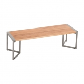 Table Grog rectangle - H45cm