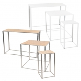 Tables Kadra - H105cm