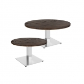 Tables basses STAN rondes - wood
