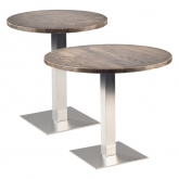 Tables STAN ronde - wood