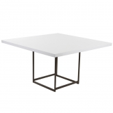 Table Stratos blanche