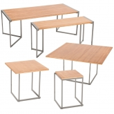 Tables Grog - H74cm