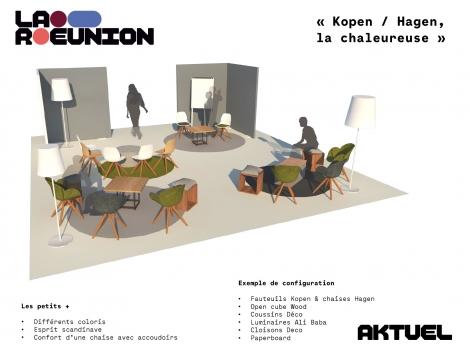 Nos koncepts pour la réunion